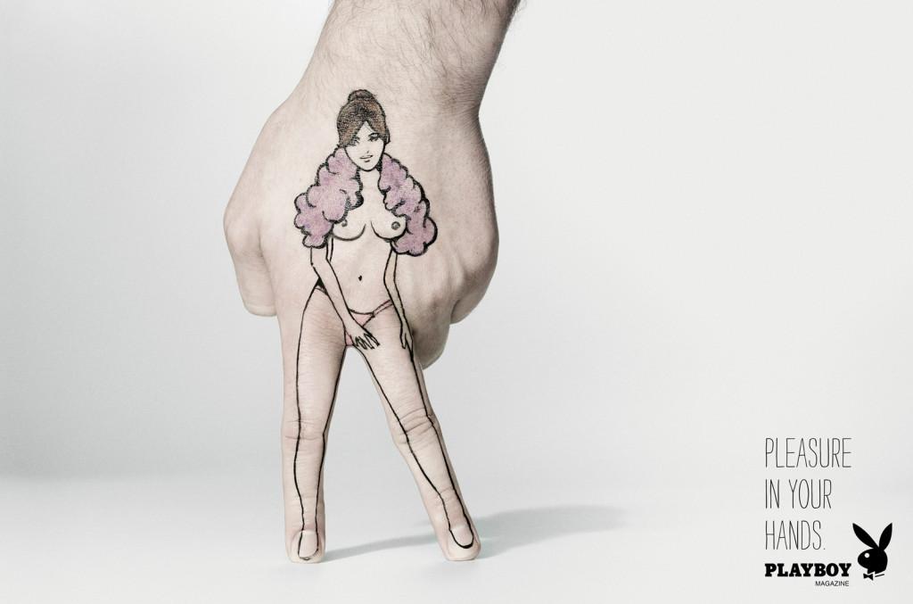 publicidad erótica